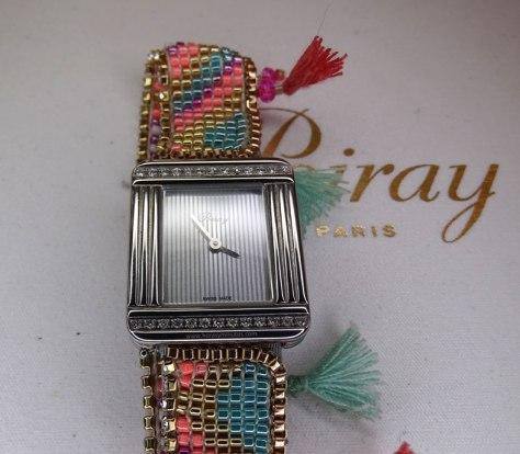 Poiray Ma Premiere Mini con diamantes