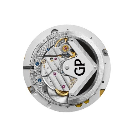 Girard-Perregaux Traveller Large Date Moonphase and GMT calibre