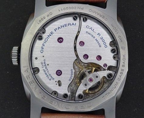 Panerai Radiomir 1940 3 Days Ceramica calibre P 3000