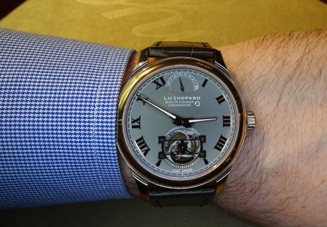 SIAR 2015 - Chopard L.U.C Tourbillon Fairmined