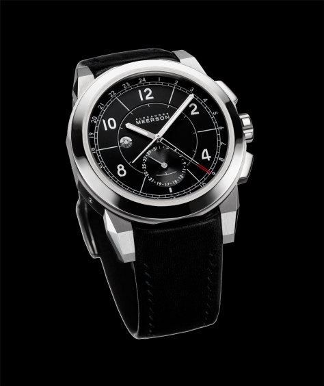 Alexandre Meerson D15 MK-1 GMT - negro