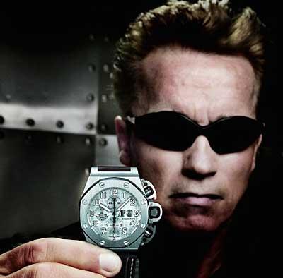Claude Emmenegger - Royal Oak Offshore Terminator 3