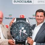TAG Heuer se alía con la Bundesliga