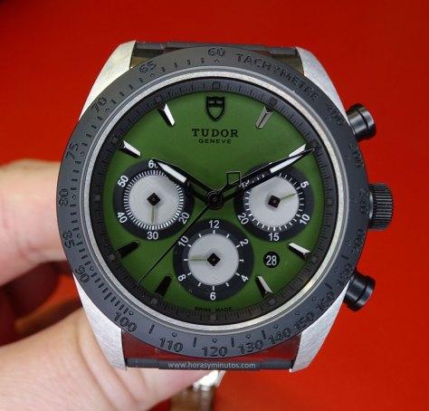 Tudor Fast Rider verde