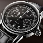 The Longines Column-Wheel Single Push-Piece Chronograph