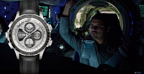 The Martian Michael Peña Hamilton Khaki X-Wind Limited Edition