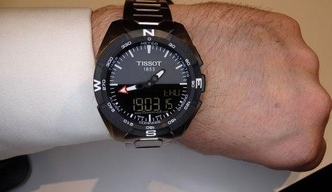 Tissot T-Touch Expert Solar 2015