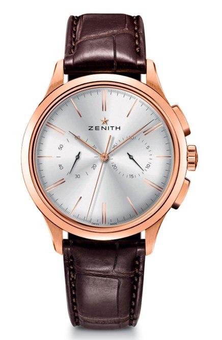 Zenith Elite Chronograph Classic Oro rosa