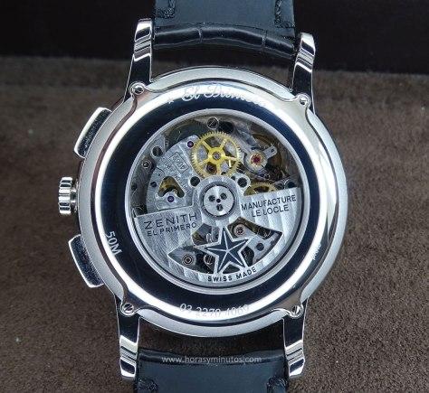 Zenith Elite Chronograph Classic calibre El Primero