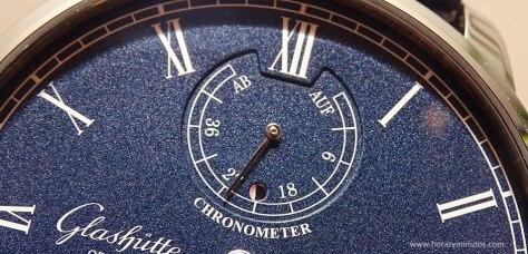 Baselworld-2016-Glashutte-Original-Senator-Chronometer-Azul-Indicador-24-horas-Horas-y-Minutos