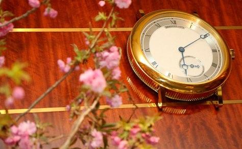 Breguet-reloj-de-pared-Teatro-Real-de-Madrid-Horas-y-Minutos