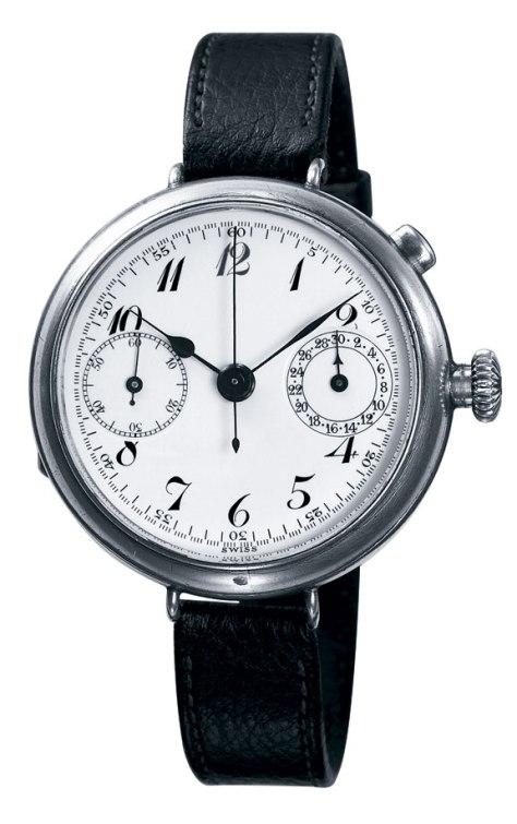 Breitling-primer-reloj-con-pulsador-independiente-1923-Horasyminutos