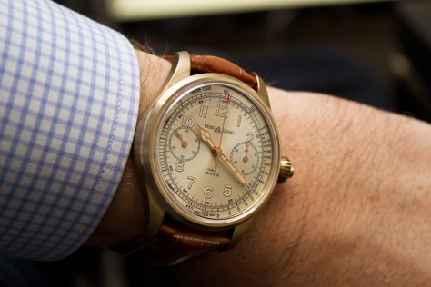 montblanc-1858-collection-bronce-chronograph-tachymeter-limited-edition-100-8-horasyminutos