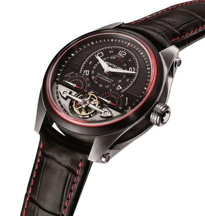 Timewalker Exotourbillon Minute Chonograph Limited Edition 100 perfil