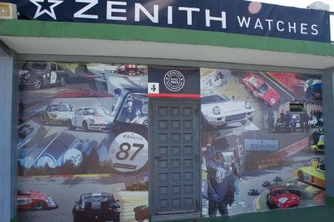 Zenith-El-Primero-36.000-vph-Classic-Cars-El-Jarama-booth-Horasyminutos