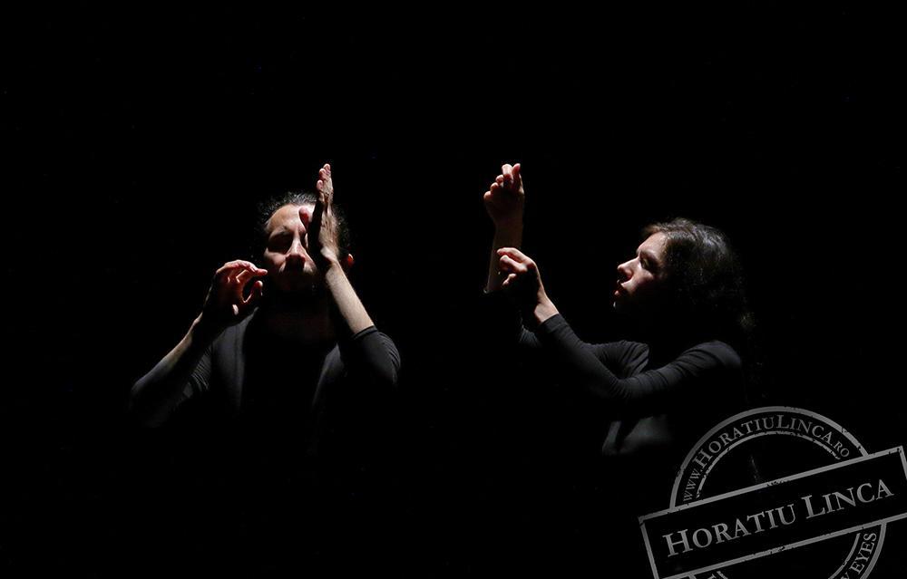 teatru – necuvinte – 01 Adrian Nour si Ana Pepine copyright Horatiu Linca