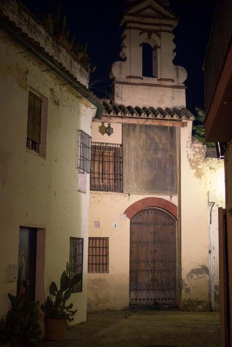 Backstreets of Cordoba