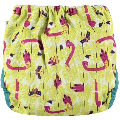 Flamingo bambusz AIO pelenka-Pop-in