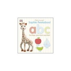 Peekaboo ABC Sophie! - angol nyelvű könyv