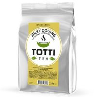 Чай зеленый TOTTI Молочный Улун листовой