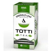 Чай зеленый ТОТТІ «Изумрудный лист»