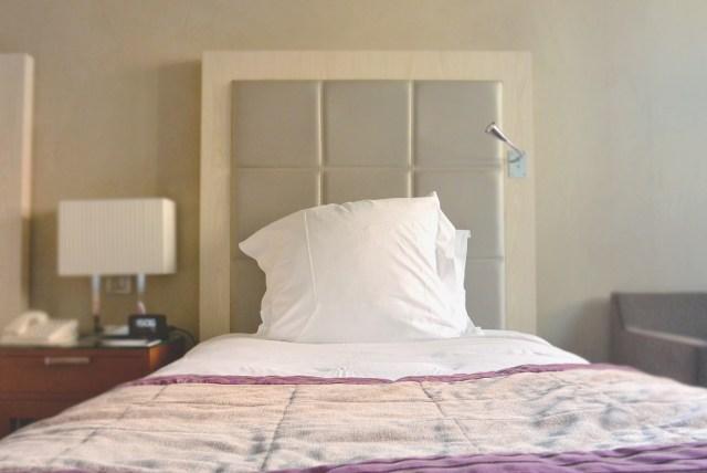 Hilton Evian les bains – Chambre deluxe
