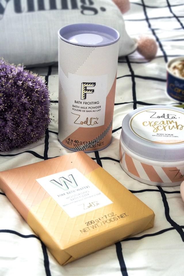 Bath products – Zoella Jelly and Gelato