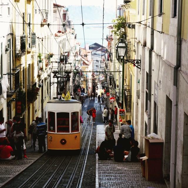 Tramway Lisbon