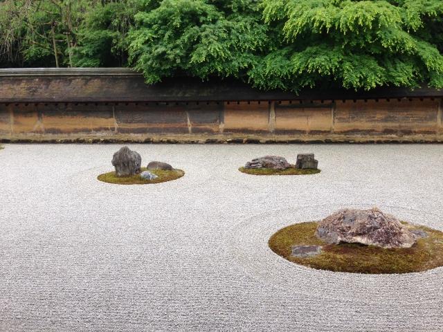 龍安寺のおすすめ写真スポット