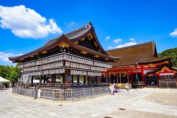 八坂神社の概要