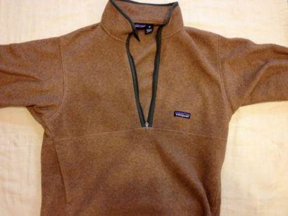 パタゴニアフリースジャケット