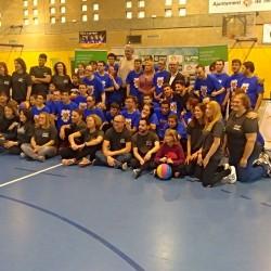 Equips de bàsquet @ Pavelló Can Jofresa Terrassa