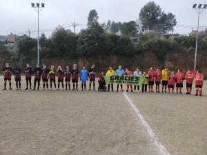 """Equip futbol 7 HORITZÓ-CAN MIR """"B"""" @ Pineda de Mar"""
