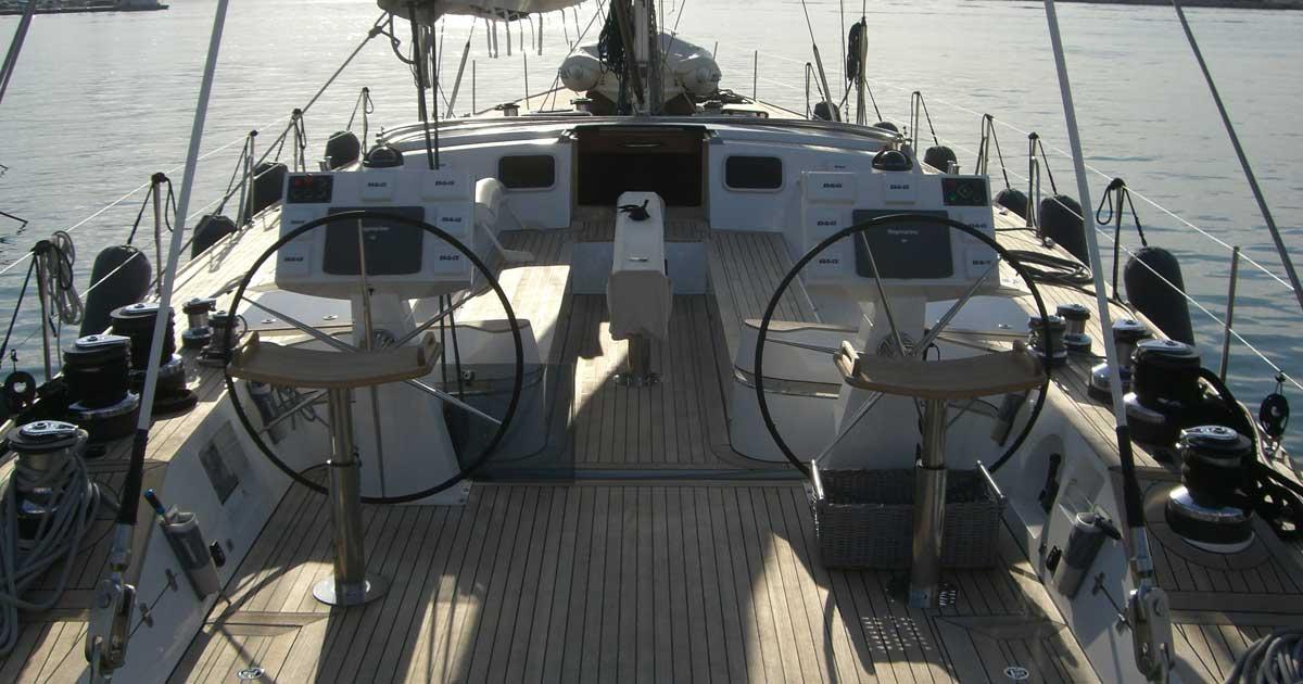 vacanza in catamarano