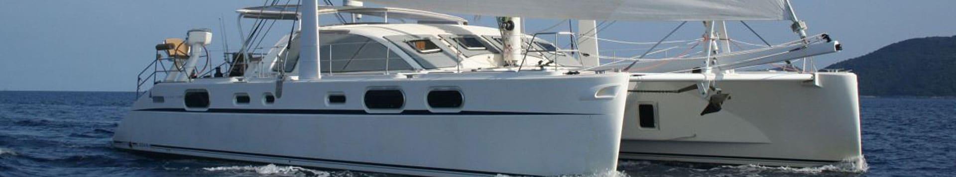 vacanza in catamarano - catana 58