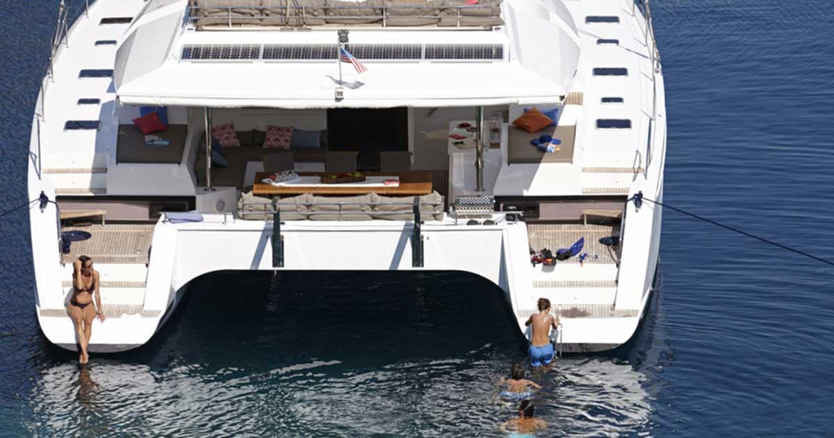 Vacanze in catamarano