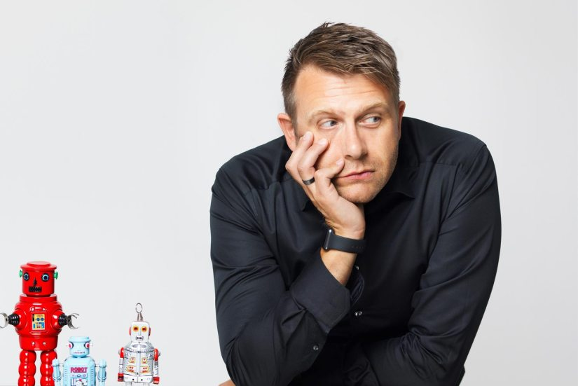 Europe's attitude toward entrepreneurs has evolved in the last decade, says Nicklas Bergman. Image Credit - Nicklas Bergman