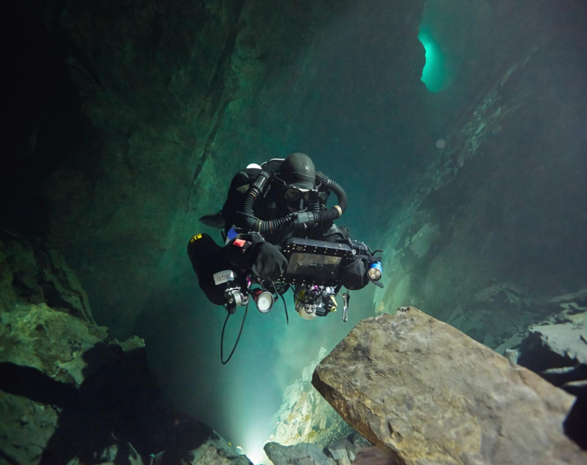 Technology for underwater use could change the way professional divers and researchers work.