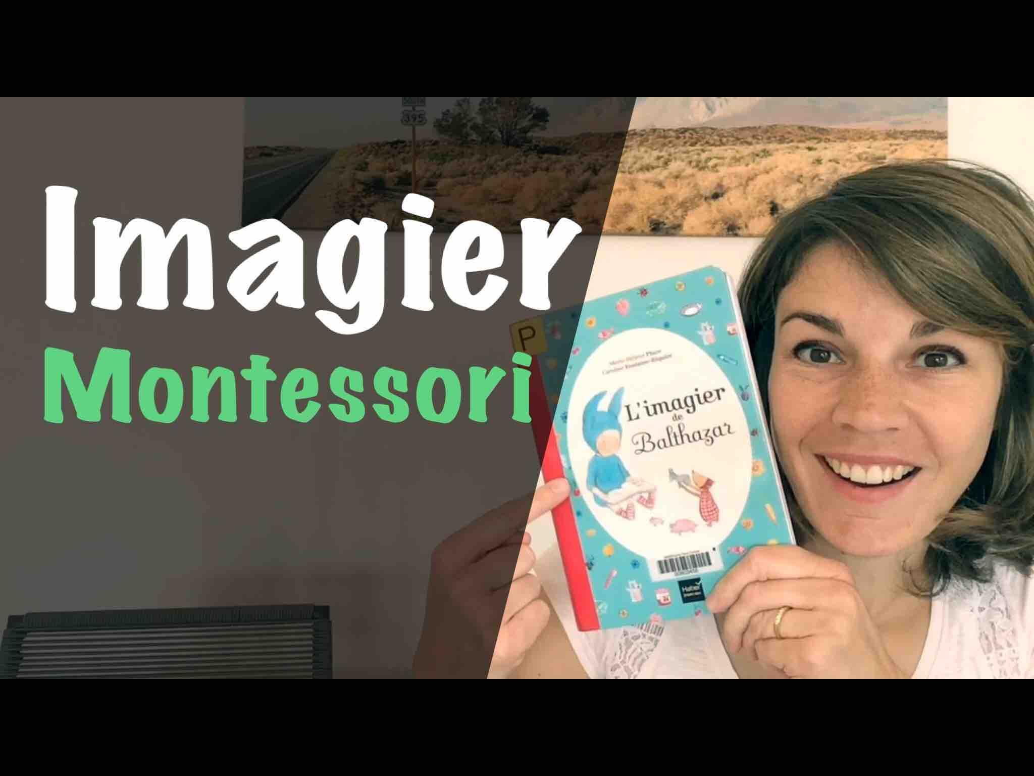 Lit Au Sol Montessori Quel Age livre montessori : l'imagier de balthazar. une perle pour