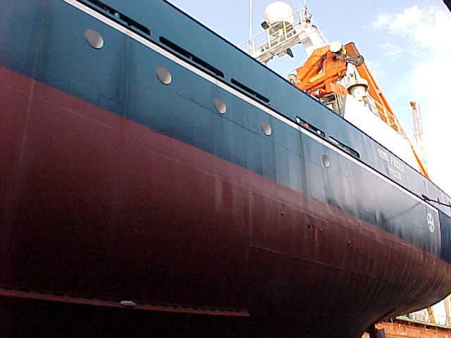 46m Research ROV Bathymetry Survey Vessel With Moon Pool DP Horizon Ship Brokers Inc
