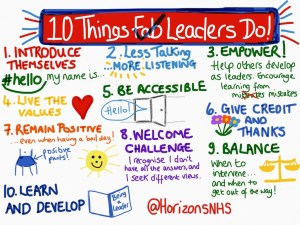 10 Things Fab Leaders Do