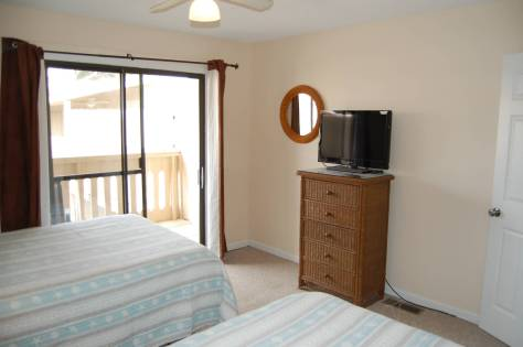 3rd bedroom with balcony