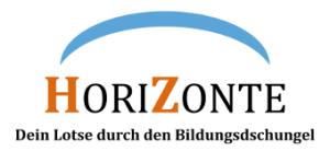 HoriZonte Bildungs- und Studienberatung Logo