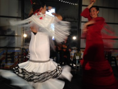 Vendredi 8 juin - Cie Acento Flamenco - Al baile Jack La Morena y Ornella