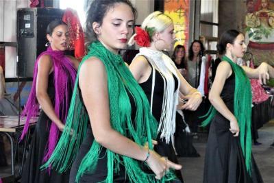 Samedi 9 Juin - Initiation au Flamenco - Alegría de Triana et Camino Andaluz