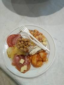 Jeudi 31 Mai - L'assiette de tapas