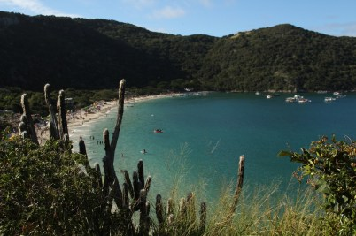 This might be Praia do Forno