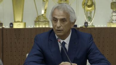 Photo of رسميا .. هذا أجر «خليلوزيدتش» وأهداف العقد مع الجامعة