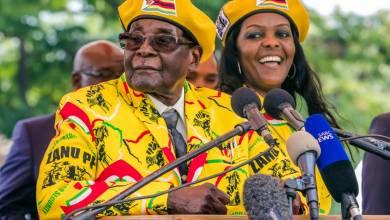 Photo of وفاة الرئيس السابق للزيمبابوي روبرت موغابي