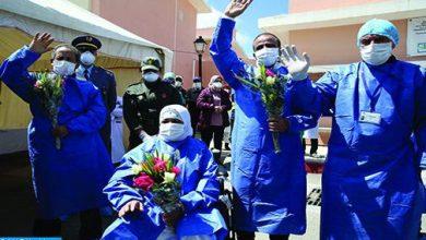 Photo of تسجيل 196 حالة شفاء جديدة بالمغرب ترفع العدد الإجمالي إلى 4573 حالة